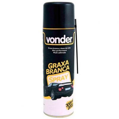 Graxa Spray Branca