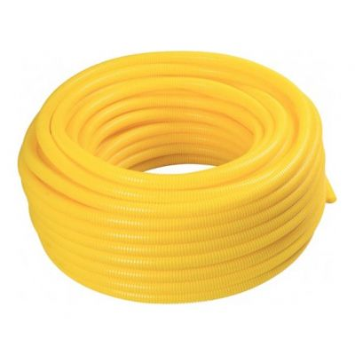Eletroduto Corrugado Amarelo 3/4 Leve (50m) Tramontina