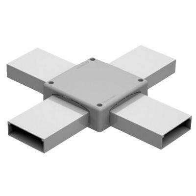 Derivacao 4x2 Cega Eletroduto Branco Dutotec