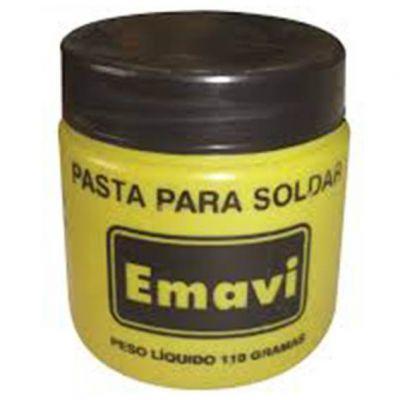 Pasta p/ Solda Estanho Emavi 110gr
