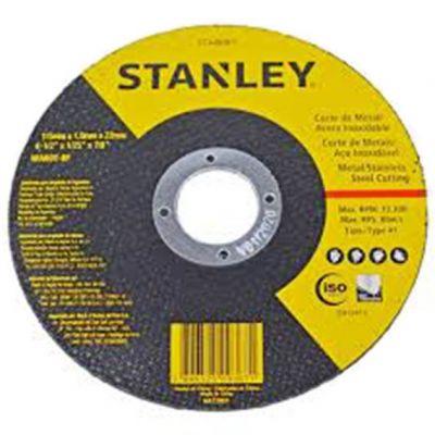 Disco Corte Inox 115x1,0x22 Stanley