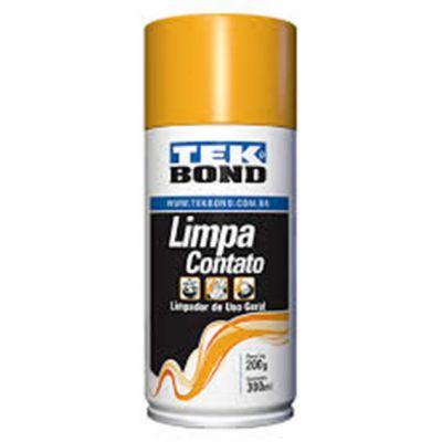 Limpa Contato 300ml Tekbond