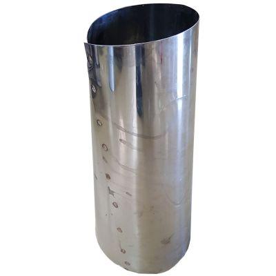 Redução Cano Inox p/ Fogão 13,0x11,0cm