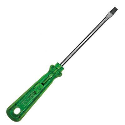 Chave Fenda Verde 6x100mm
