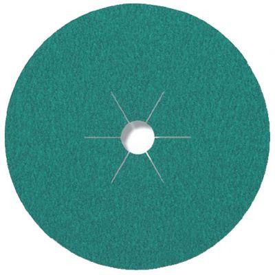 Disco Lixa Fs966 Grao 50 Verde