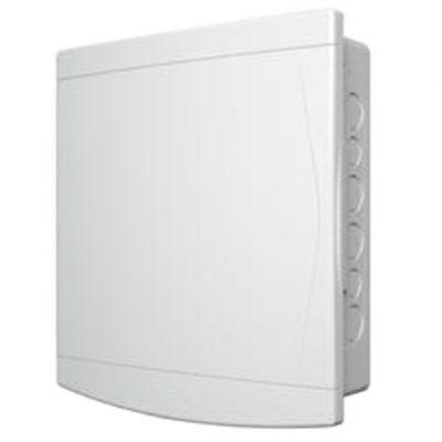 Quadro Dist Embutir 3/4 Disj Pta br S/bar