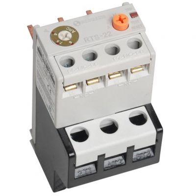 Mini Rele Sobrecarga Rts-012m (1,6-2,5)